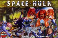Warhammer 40 000 : Space Hulk [1989]