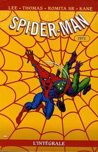 Spider-Man : l'intégrale 1971 #9 [2005]