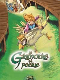 Le Grimoire de féerie : Le grand pouvoir #2 [2006]