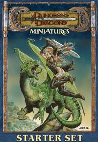 Donjons & Dragons : Dungeons & Dragons Miniatures [2005]