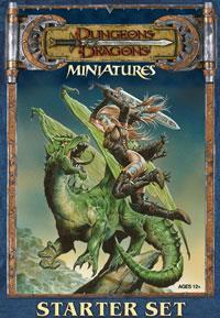Donjons & Dragons : Dungeons & Dragons Miniatures [2005]