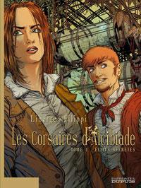 Les Corsaires d'Alcibiade : Élites secrètes #1 [2004]