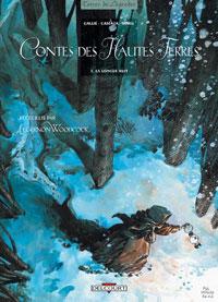 Algernon Woodcock : Cycle Contes des Hautes Terres - La longue nuit #1 [2002]
