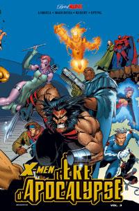 X-Men : Best of Marvel : L'Ere d'Apocalypse, Tome 3 [2006]