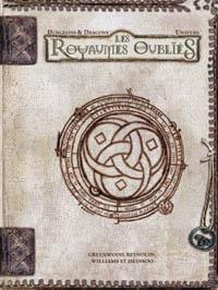 Les Royaumes Oubliés - Système D20 [2002]
