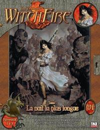 Les Royaumes d'acier : Witchfire - Système D20 [2001]