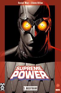 Max : Supreme Power : Nighthawk [#5 - 2006]