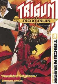 Trigun Maximum [#9 - 2006]