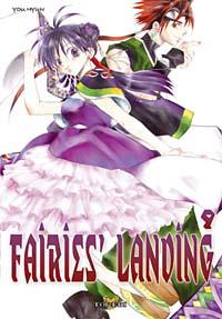 Fairies' Landing [#9 - 2006]