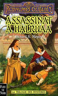 Les Royaumes oubliés : La Trilogie des Mystères : Assassinat à Halruaa #54 [2001]