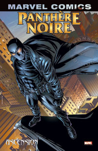 La Panthère Noire : Marvel Monster : Ascension [#4 - 2006]