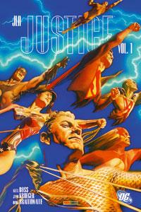 Justice League : JLA Justice #1 [2006]