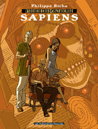 L'Association des cas particuliers : Sapiens #1 [2006]
