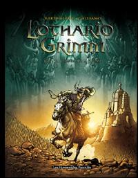 Lothario Grimm : Le Château de la sagesse [#1 - 2002]