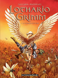 Lothario Grimm : La Citadelle de plumes [#4 - 2006]