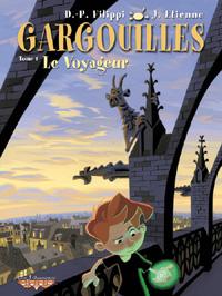 Gargouilles : Le Voyageur #1 [2003]