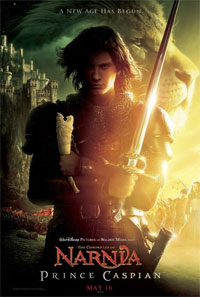 Les chroniques de Narnia : Le prince Caspian