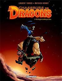 Chasseurs de dragons : Un dragon comme pas deux #1 [2006]