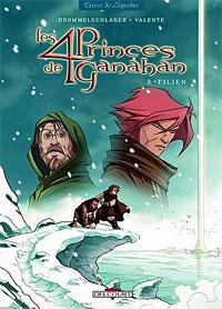 Les 4 Princes de Ganahan : Filien [#3 - 2006]