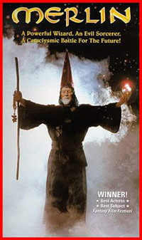 Légendes arthuriennes : Merlin [1993]