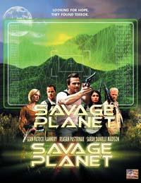 Savage Planet / Projet oxygène : Savage Planet [2007]