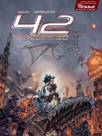 42 agents intergalactiques : Nitaar #1 [2006]