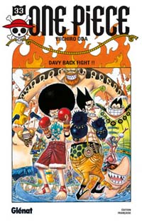 One Piece, tome 33