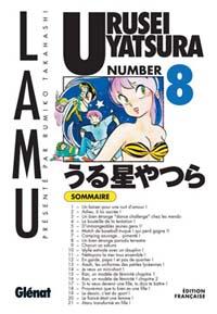 Lamu : Urusei Yatsura, tome 8