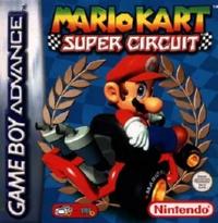 Mario Kart : Super Circuit - Console Virtuelle