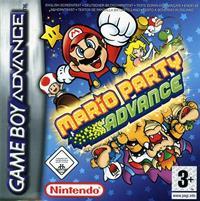 Mario Party Advance - Console Virtuelle