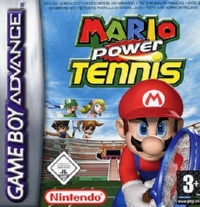 Mario Tennis Power Tour - Console Virtuelle 3DS