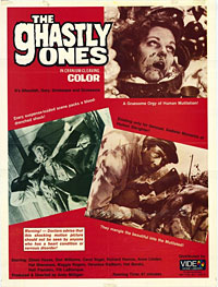 The Ghastly Ones / Blood Rites : The Ghastly Ones