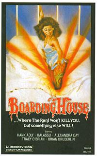 Boardinghouse : Family house, pension de famille [1982]