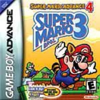 Super Mario Advance 4: Super Mario Bros. 3 - Console Virtuelle