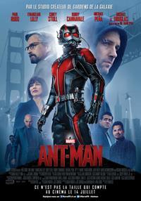 L'Homme Fourmi : Ant-Man [2015]
