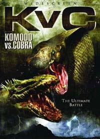 L'île des Komodos géants : KVC: Komodo vs Cobra [2007]