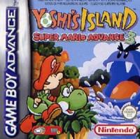 Yoshi's Island : Super Mario Advance 3 - Console Virtuelle WiiU
