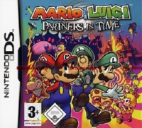 Mario & Luigi : Partners In Time [#2 - 2006]