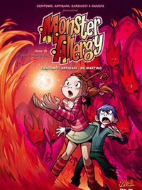 Monster Allergy : L'Autre dompteur [#12 - 2006]
