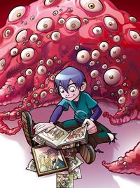 Monster Allergy : Le Masque de Feu #13 [2006]