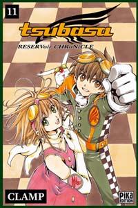 Tsubasa, Reservoir Chronicle [#11 - 2006]
