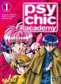 Psychic Academy [#1 - 2006]