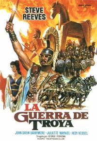 L'Iliade & l'Odyssée : La Guerre de Troie [1962]