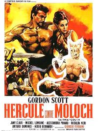 Hercule / Ursus : Hercule contre Moloch [1963]
