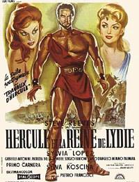 Hercule / Ursus : Hercule et la reine de Lydie