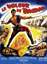 Le voleur de Bagdad [1961]