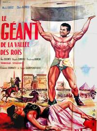 Maciste : Le géant de la vallée des rois [1960]
