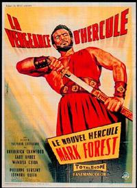 Hercule / Ursus : La vengeance d'Hercule [1960]