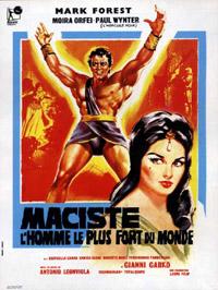 Maciste, l'homme le plus fort du monde [1961]