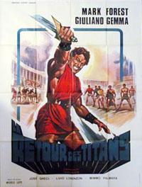 Maciste : Le retour des Titans [1963]